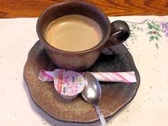 生州割烹輝高2017皐月のコーヒー