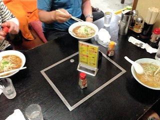 中華料理華馬家ラーメン