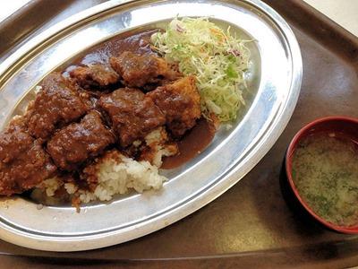 加古川市役所食堂加古川名物かつめし