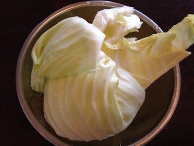 串焼処 鶏膳/明石総本店つきだしのキャベツ