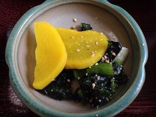 喜両由天ぷら定食