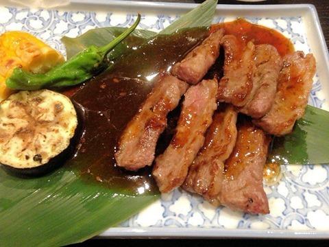 播州海鮮炉端碇いかり屋ステーキ