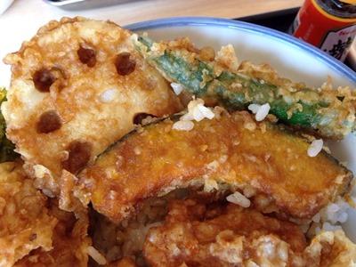 天丼・天ぷら本舗 さん天チリポーク天丼