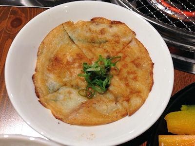 焼肉バルなんだいもんカルビ、ハラミ定食