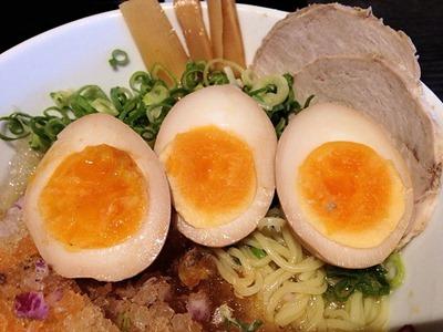 京都熟成細麺 らぁ~めん京魔法のかき氷らぁ~めん