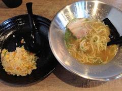 麺屋銀鉢-GINBACHI-半チャンセット