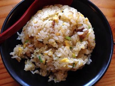 ラーメン獅子○鶏醤油ラーメン炒飯セット