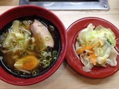 くら寿司らーめん麺抜き トッピング野菜
