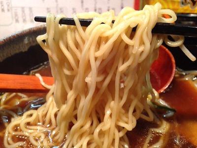 めんくい亭日替り定食京風ラーメン
