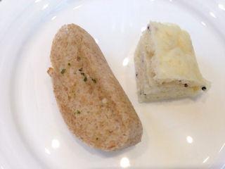 ペペ アーリオ選べるパスタランチのビッフェ料理