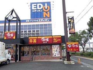 すき家和牛すき焼き丼たまごセット1_thumb