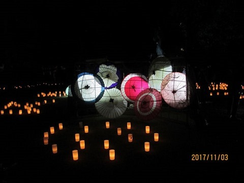 たかさご万灯祭2017