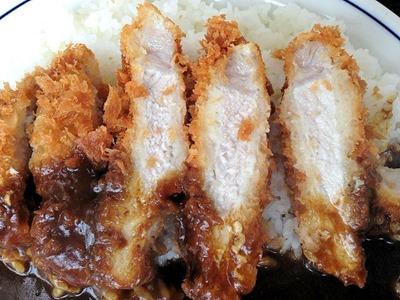 かつやお客様大還元祭カツカレー(竹)