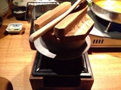 天ぷらと肉寿司燈花鯛釜飯