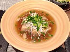 DINING花三田ポークを10時間煮込んだ角煮