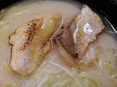 スシロー濃厚のどぐろ白湯ラーメン