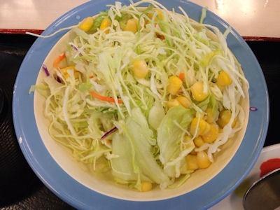 松屋チーズタッカルビ定食