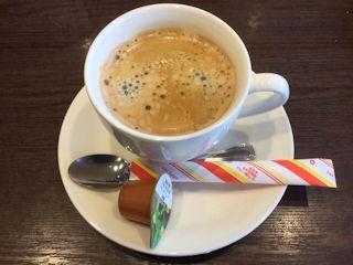 CoCo壱番屋ホットコーヒー