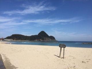 奥城崎シーサイドホテルがある日本海竹野海岸