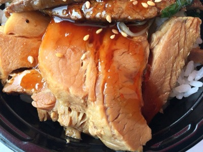 加古川踊っこ祭りあきらのよさこい丼
