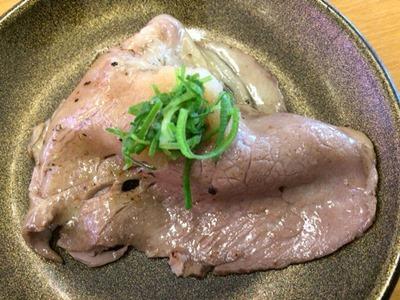 スシローにく寿司フェア熟成牛炙りサーロイン