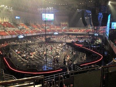 小田和正コンサート神戸ワールド記念ホール