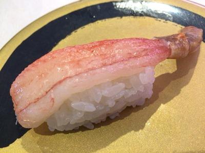 はま寿司生本ずわいと初夏の特上撰生本ずわいがに