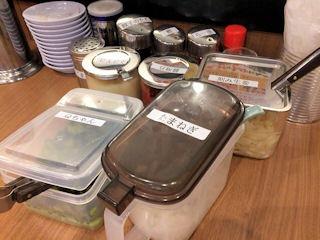 家系ラーメン町田商店ラーメン(醤油)