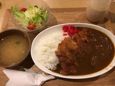 遊食家Shuカツカレー