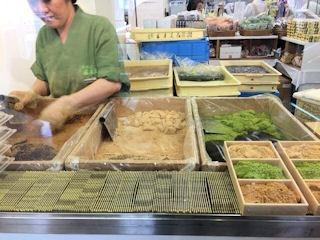 京だんご藤菜美茶の露ほろり