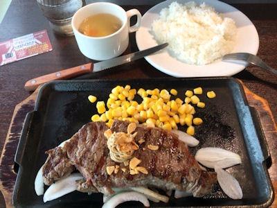 いきなりステーキサーロインステーキ200g