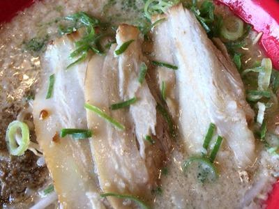 濃厚とんこつラーメンホッポ屋濃厚とんこつコテ麺