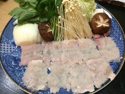 いのもと鱧鍋