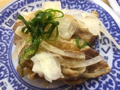 くら寿司牛しゃぶ石澤ドレッシング