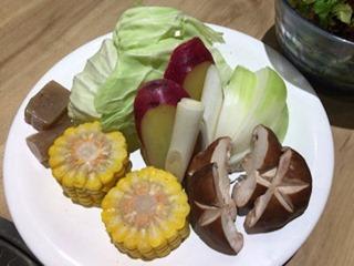 ナカシマ苑まねきや焼き野菜盛り合わせ