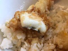 天丼・天ぷら本舗さん天鱧と海老の天丼