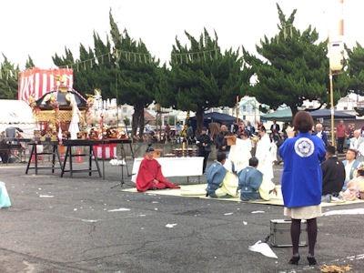 高砂神社秋祭り2018神幸祭