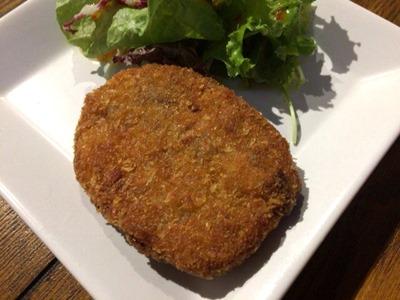 洋食ばるgin串ゴロッとお肉のトロトロコロッケ