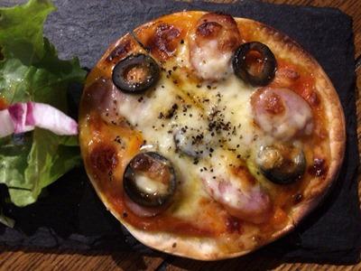 洋食ばるgin串ひとくちピザ