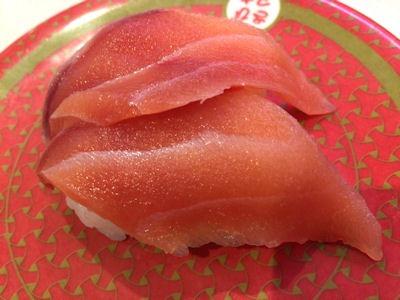 はま寿司北海道産水揚げ秋鮭