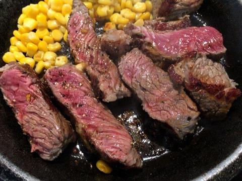 いきなりステーキ第二弾ワイルドステーキ