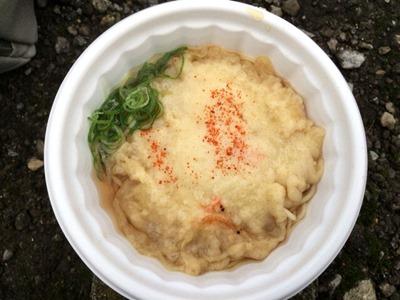 高砂神社秋祭りの日に食べた姫路駅名物まねきのえきそば