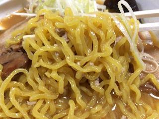 札幌麺屋雪風濃厚味噌道産豚チャーシューメン
