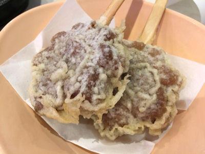 はま寿司本鮪大とろと初冬の味自慢カリふわ揚げもみじ饅頭
