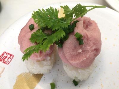回転寿司海鮮三崎港冬の美味堪能ねぎとろにぎり
