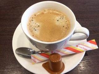 カレーハウスCoCo壱番屋ホットコーヒー