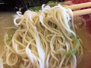 串カツ麺酒場串めんずWスープのらぁめん
