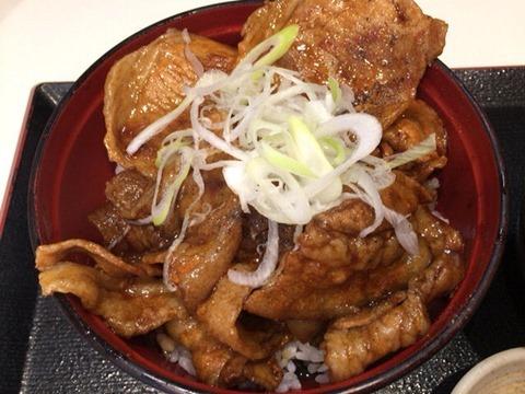 ごはんどき十勝風豚丼肉大盛