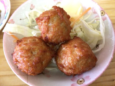 廣東食家サービスの肉団子