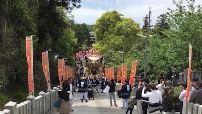 宗佐厄神八幡神社平成31年国恩祭